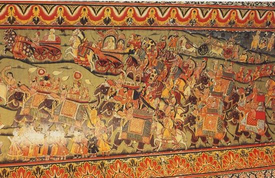 Medieval Indian History entranciology