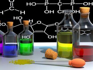 chemistry entranciology