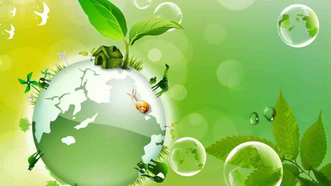 environment and ecology entranciology