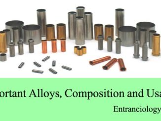 important alloys and their composition and usages entranciology