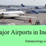 List of Major Airports in India with City and State Names