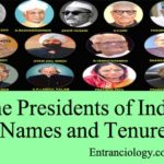 List of The Presidents of India and Their Tenure Specifications