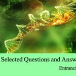 Biology Selected Questions and Answers Set 6