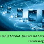 Computer and IT Selected Questions and Answers Set 1