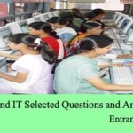 Computer and IT Selected Questions and Answers Set 4