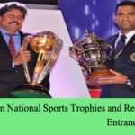 List of Indian National Sports Trophies and Related Games