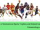 List of International Sports Trophies and Related Games entranciology