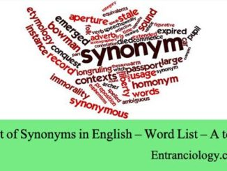 creative writing vocabulary list Perusing this list of comprehensive positive words is a great place to begin when writing affirmations.