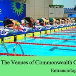 List of The Venues of Commonwealth Games