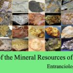 List of the Mineral Resources of India