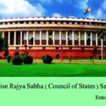 State / UT Wise Rajya Sabha ( Council of States ) Seats in India – Indian Polity