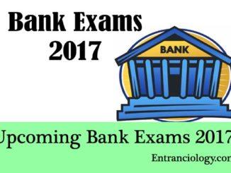 bank exams 2017 entranciology