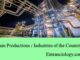 countries and their main productions and industries entranciology
