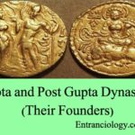 List of Gupta and Post Gupta Dynasties and Their Founders