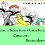 Population of Indian States and Union Territories (Census 2011)