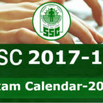 Upcoming SSC Exam Date 2017-18 : Government Jobs Exams