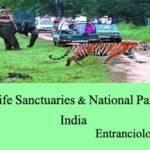 Indian Wildlife Sanctuaries and National Parks with Locations and Species Reserved