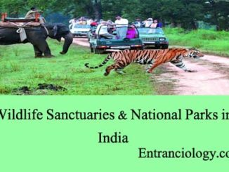wildlife sanctuaries and national parks in india entranciology