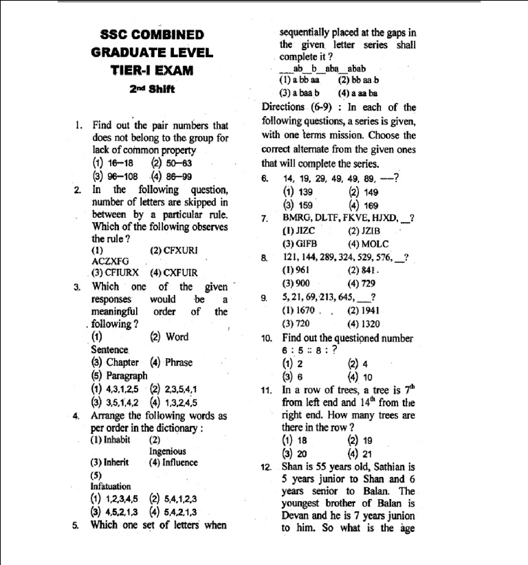 SSC-Combined-Graduate-Level-Tier-I-Exam-2011--second-Shift--Solved-Question-Paper-entranciology-001