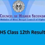 West Bengal HS Results 2017, WBCHSE Class 12th Result, Class XII Exam Result Online