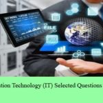Computer and IT Selected Questions and Answers For Competitive Exams Set 10