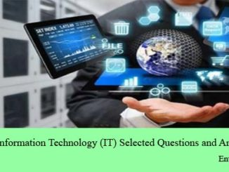 computer and information technology it important questions and answers mcq for civil services exams entranciology set 10