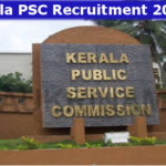 Kerala PSC Recruitment – 24 Police (Telecommunications) Vacancy – Last Date 05/07/2017