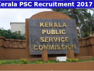 kerela psc recruitment 2017 police telecommunication 24 vacancy 5 july 2017 jobs govt sarkari naukri