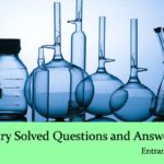 Chemistry Solved Questions and Answers Set 2
