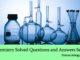 Chemistry Solved Questions and Answers Set 2 UPSC SSC CGL IBPS PO Bank Clerk Sarkari Naukri Govt Jobs Entranciology