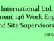 IRCON International Ltd 2017 - Recruitment 146 Work Engineers and Site Supervisors entranciology