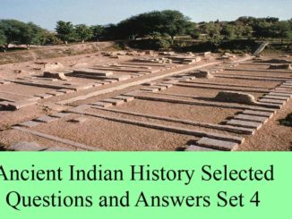 ancient history solved questions and answers previous years question and answer civil services entranciology