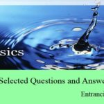Physics Selected Questions and Answers Set 4
