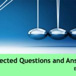 Physics Selected Questions and Answers Set 6