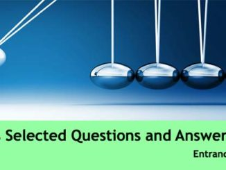 physics science solved questions and answers previous years question and answer civil services entranciology set 6