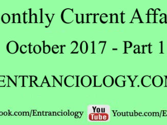 monthly-current-affairs-october-2017-part-1-mcq-daily-latest-ias-ips-ibps-ssc-cgl-mts-deo-mts-upsc-entranciology